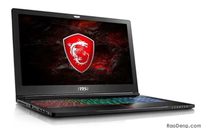 MSI notebook performance revie